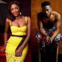 Adekunle Gold Confirms Simi As His 'Partner'